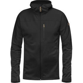 Fjällräven Abisko Trail Fleece Jas Heren, black